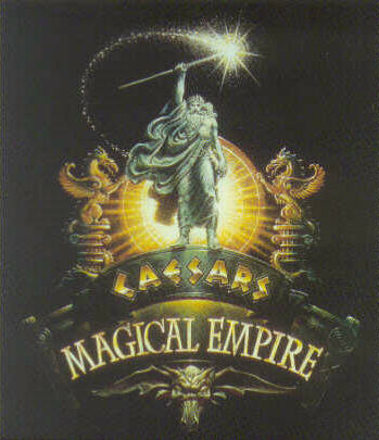 Caesars Magical Empire Logo